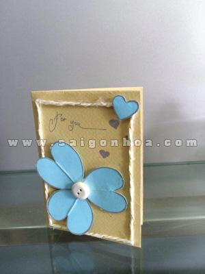 thiep handmade sai gon hoa 10