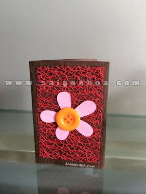 thiep handmade sai gon hoa 3