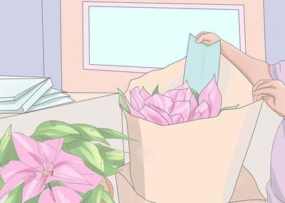 mua hoa trang nguyen dep
