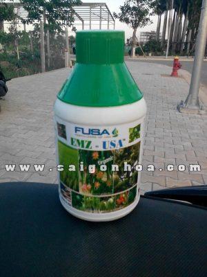 Phân bón hữu cơ vi sinh EMZ Fusa