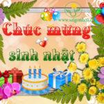 Thiep Sinh Nhat 10