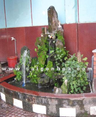 Hon Non Bo Ket Hop Dai Phun Nuoc