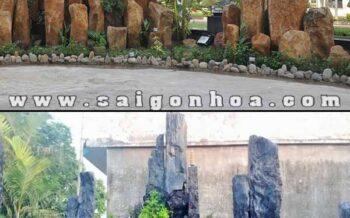 Hon Non Bo Kho Trang Tri San Vuon