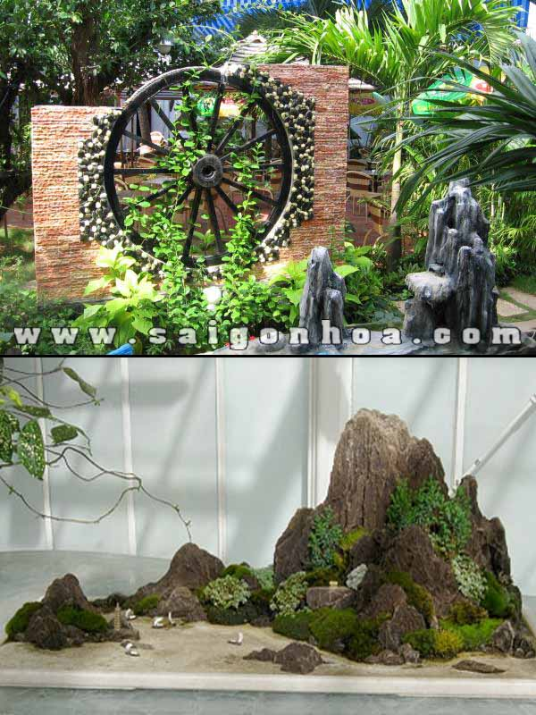 Hon Non Bo Kho Trang Tri