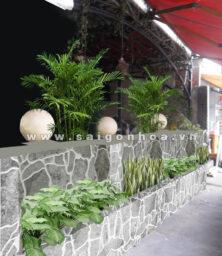 Tieu Canh Quan Cafe
