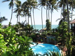 Cay Dua Trong Resort