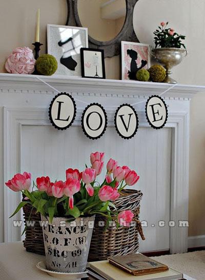 hoa tulip tang tinh yeu