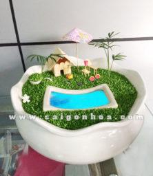 Tieu Canh May Man Resort
