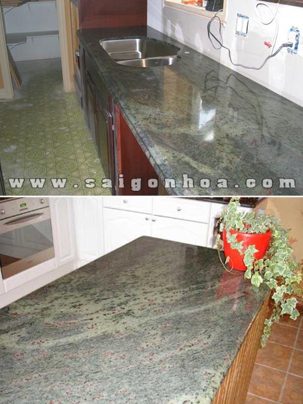 Mat Da Granite Tropical Green