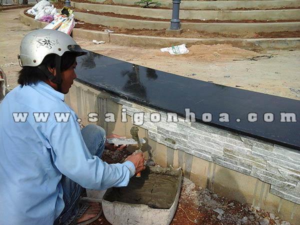 Thi Cong Da Granite Da Op Tuong