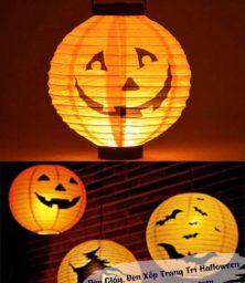 Den Giay Trang Tri Halloween