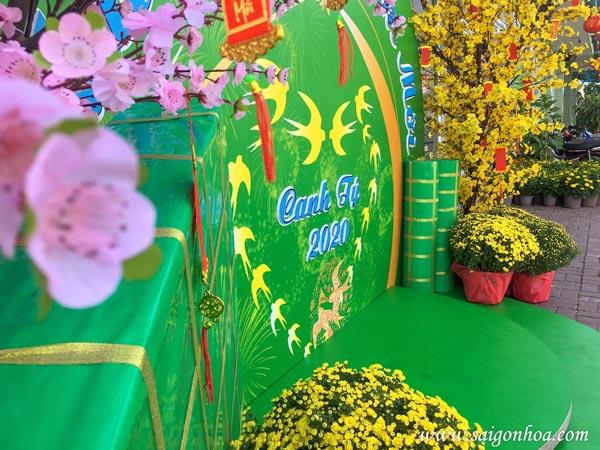 Banh Tet Trang Tri Tet
