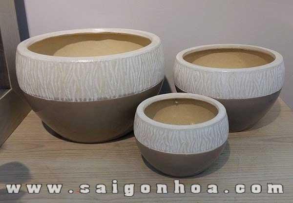 Chau Gom Su Men Ngoc Trang Nau