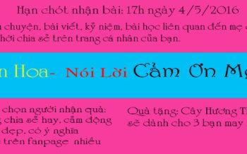Chuong Trinh Ngay Cua Me Admin