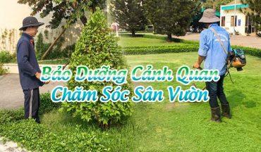 Bao Duong Cham Soc San Vuon