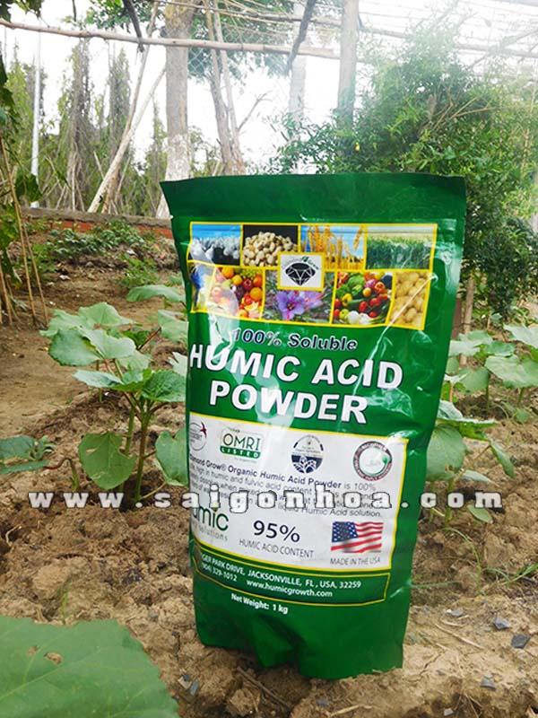 phan bon acid humic