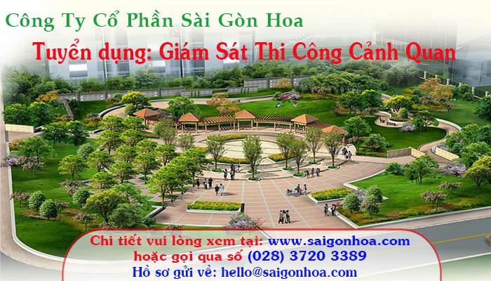 Tuyen Dung Giam Sat Thi Cong Canh Quan