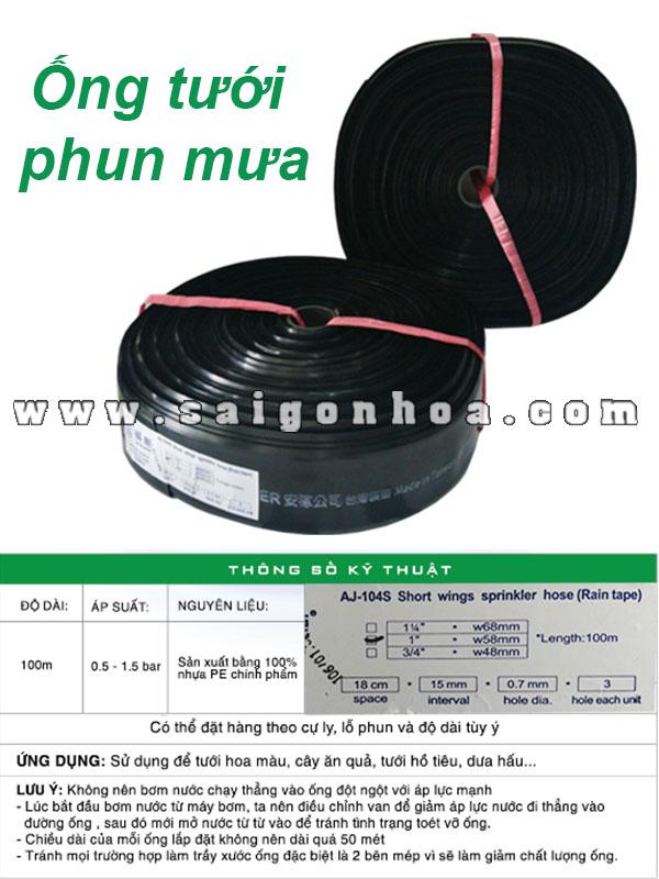 Ong Tuoi Phun Mua