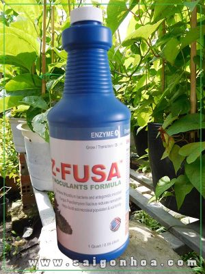 Phân Vi Sinh EMZ – FUSA Loại 0.95 Lít
