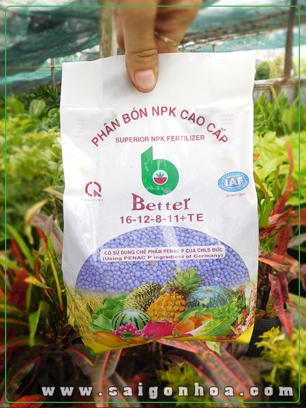 Phan Bon Npk Cao Cap Better