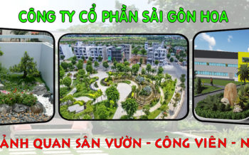 Thi Cong Canh Quan San Vuon Cong Vien