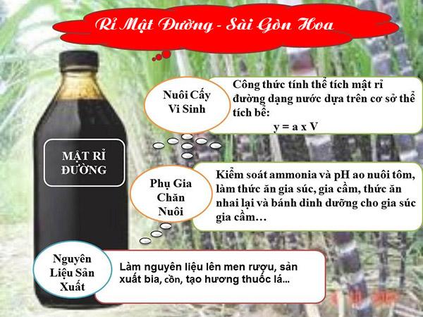 Ri Mat Duong Sai Gon Hoa