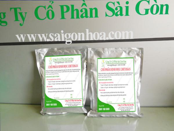 Che Pham Chitosan Dang Bot
