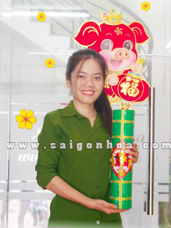 Banh Tet Mo Hinh Tet Truyen Thong