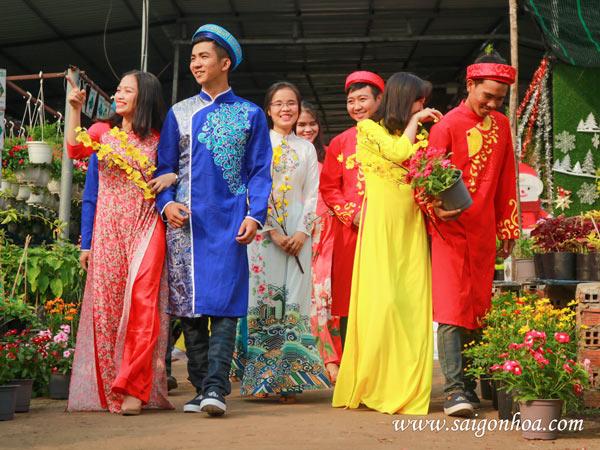 Vuon Sai Gon Hoa