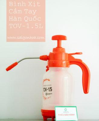 Binh Xit Cam Tay Han Quoc