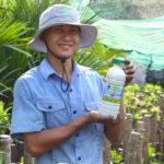 hướng dẫn sử dụng phân hữu cơ sinh học WEHG