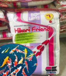Thuc An Cho Ca Koi Hikari Friend