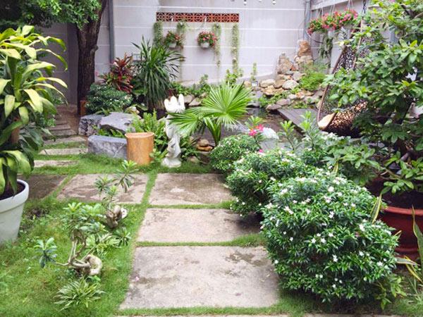 Biến Khu Vườn Thành Vườn Địa Đàng Với Phong Cách Back To Eden