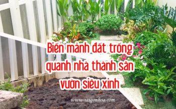 Bien Manh Dat Thanh San Vuon
