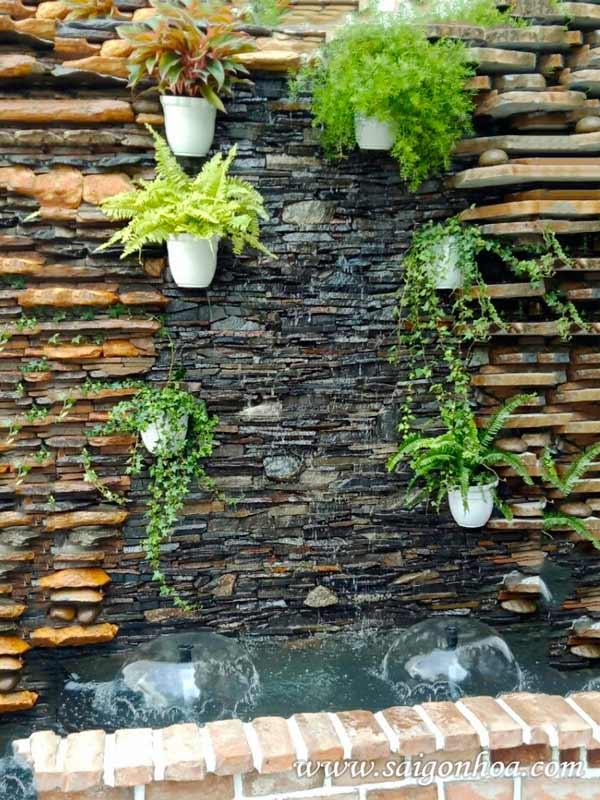 Mang cây xanh vào thiết kế nhà phố