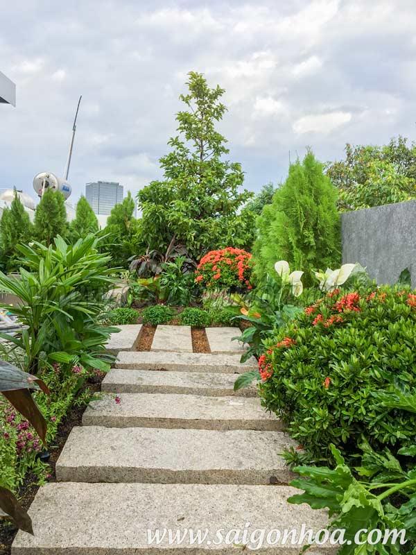 Vuon San Thuong Villa Morden