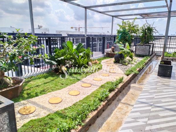 Trang Tri San Thuong