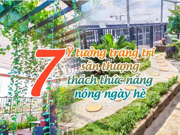 Y Tuong Trang Tri San Thuong