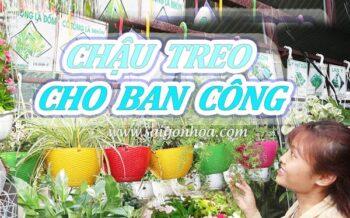 Top 9 Mau Chau Treo Ban Cong Dep