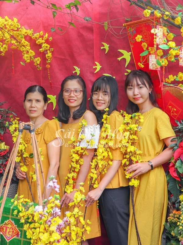 Mo Hinh Canh Mai Gia