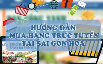 Huong Dan Mua Hang Truc Tuyen Sai Gon Hoa