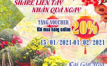 Share Lien Tay Mua Hang Online