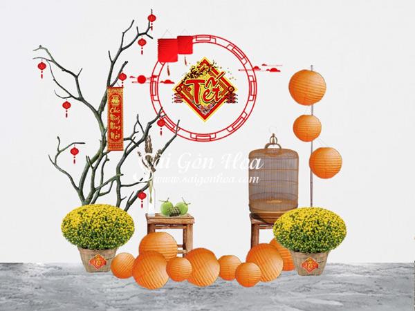 Tieu Canh Tet Hoi Thi Chim