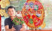 Vong Quay Nam Moi Sai Gon Hoa