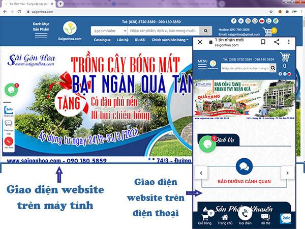 Giao Dien Website