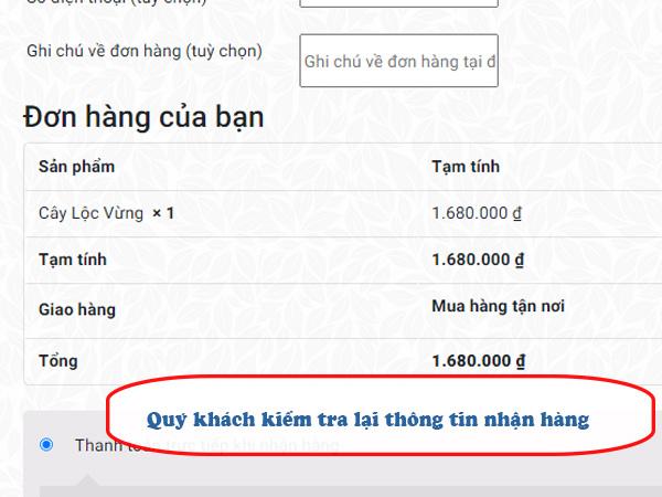 Kiem Tra Thong Tin Khach Hang