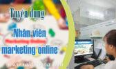 Tuyen Dung Nhan Vien Marketing