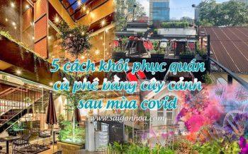 Khoi Phuc Quan Ca Phe Bang Cay Canh