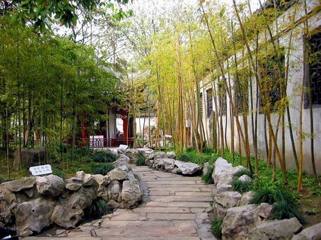 5 Thiết Kế Sân Vườn Sử Dụng Tre Trúc Tuyệt Đẹp