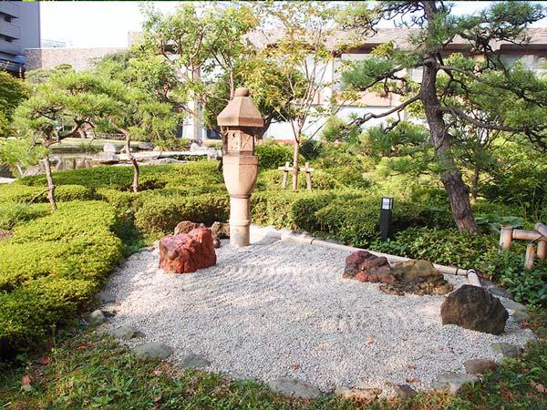 Không Gian Vườn Nhật